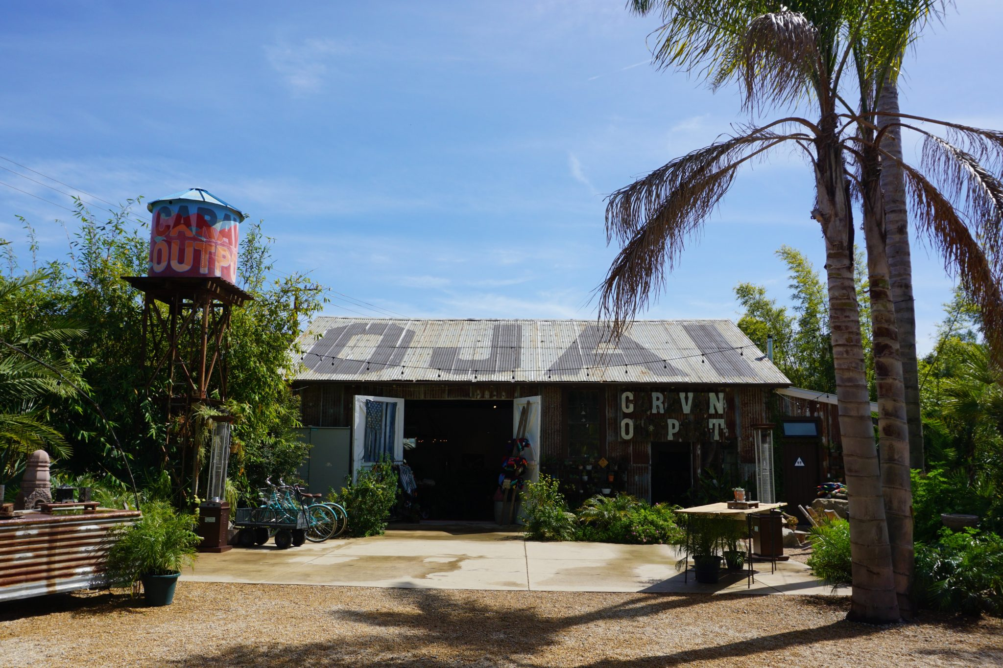 Glamping im Caravan Outpost, Ojai | hollywoodreporterin